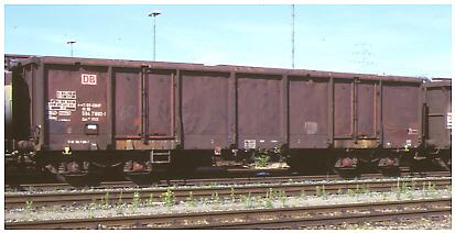 dybas - Güterwagen DB AG - E